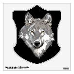 Gray Wolf Design Room Graphics