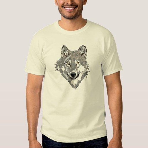 Gray Wolf Design Tees
