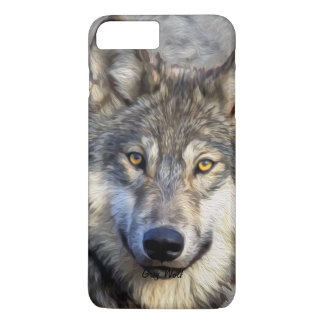 Gray Wolf Dignity iPhone 8 Plus/7 Plus Case