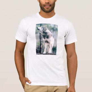 Gray Wolf in Grand Teton National Park T-Shirt