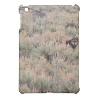 Gray Wolf iPad Mini Cases