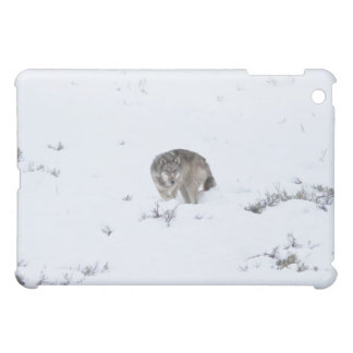 Gray Wolf Case For The iPad Mini