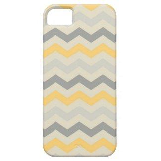 Gray yellow chevron zigzag print zig zag pattern