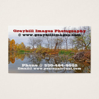 Graybill Images Photography Business Card