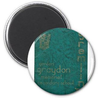 GRAYDON - GREMLIN 1957 MAGNET