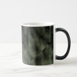 Grayish Green Magic Mug