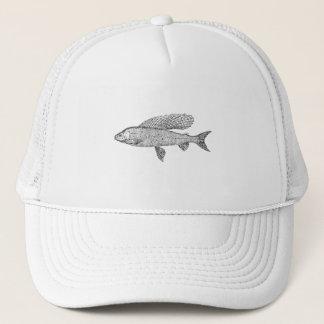 Grayling Fish Trucker Hat