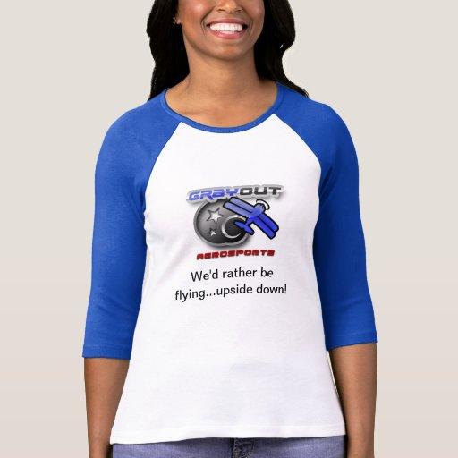 Grayout Aerosports Camisetas