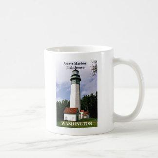 Grays Harbor Lighthouse, Washington Mug