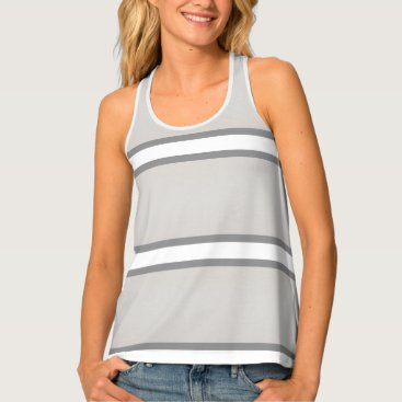 Beach Themed Grays T Tank Top