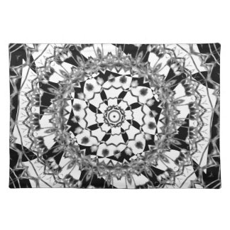 Grayscale Cactus May 2013 Place Mats