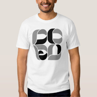 grayscale dced 3,0 remera