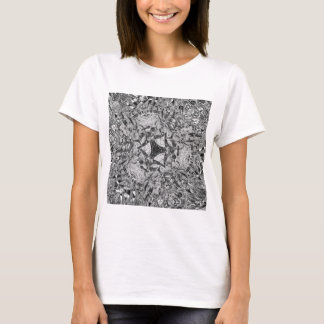 Grayscale Paperclip Feb 2013 T-Shirt