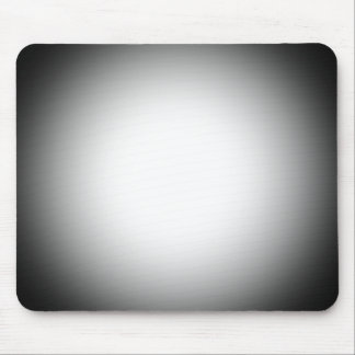 Grayscale Spotlight: Customize This Template! Mouse Pad