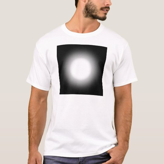 Grayscale Spotlight: Customize This Template! T-Shirt