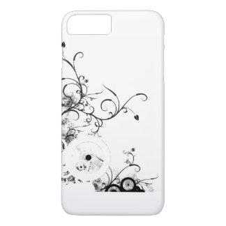 grayscale stalk iPhone 8 plus/7 plus case