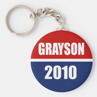 GRAYSON 2010 KEYCHAIN