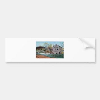 Graysville Mill -Alton Vaughn Bumper Sticker