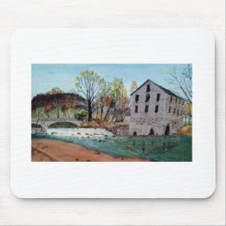 Graysville Mill -Grandpa's painting Mouse Pad