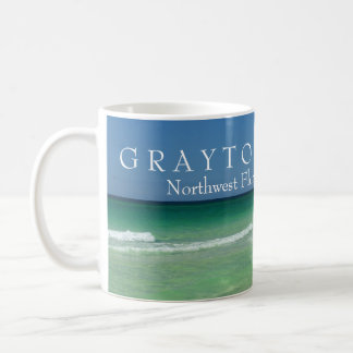 GRAYTON BEACH ~ Coffee Cup / Mug Souvenir