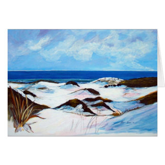 Grayton Dunes  By Patricia Cameron Card