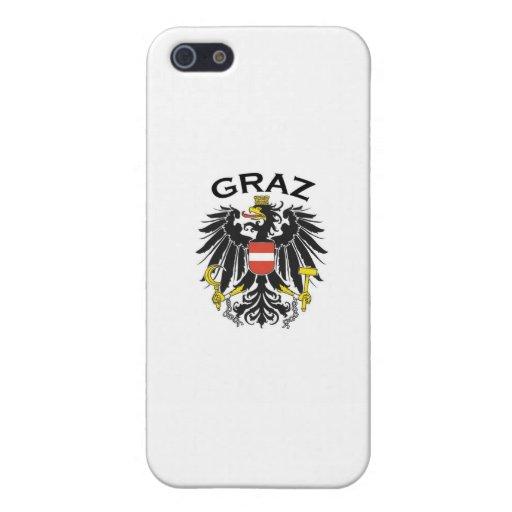 Graz, Austria iPhone 5 Funda