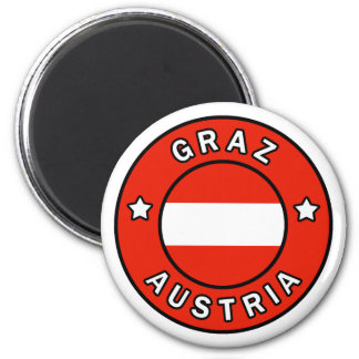 Graz Austria Magnet