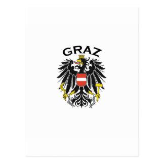 Graz, Austria Postcard