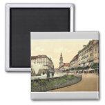 Graz, Herrengasse, Styria, Austro-Hungary classic Magnet