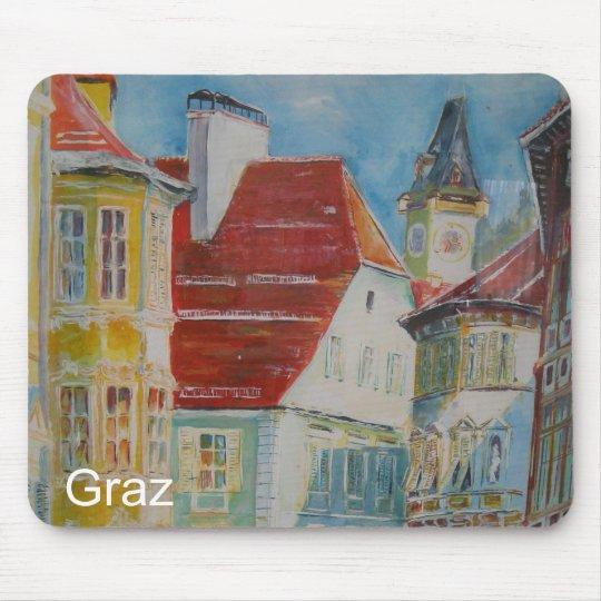 Graz, Styria Mouse Pad