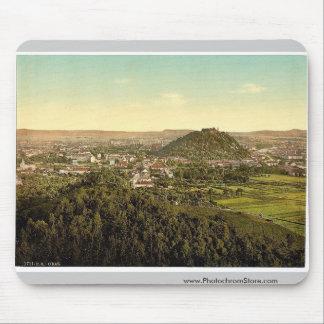 Graz, visión general desde el Rainer Kogel, Estiri Tapetes De Ratón