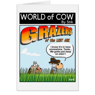 Grazers of the Lost Ark Card