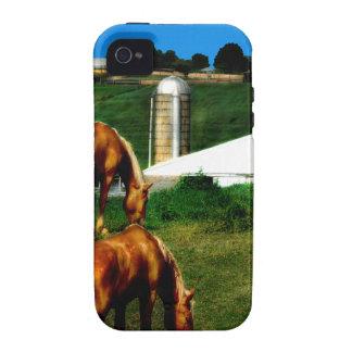 Grazing Vibe iPhone 4 Cases