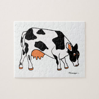 Grazing Cow Puzzle