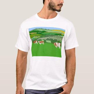 Grazing Cows T-Shirt