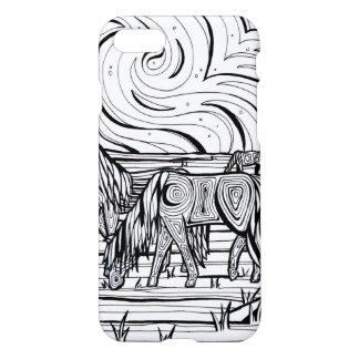 Grazing Herd Iphone Case