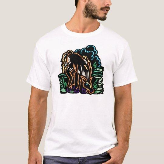 Grazing Horse T-Shirt