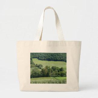 grazing large tote bag