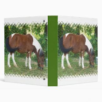 Grazing Pony Binder