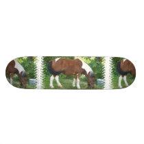 Grazing Pony Skateboard