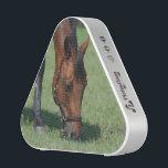 "Grazing Quarter Horse Speaker<br><div class=""desc"">Quarter horse grazing on some lush grass.</div>"
