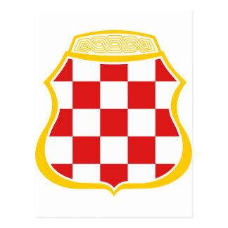 Grb Herceg-Bosne Postcard