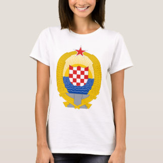 Grb Hrvatske, Croatian coat of arms T-Shirt