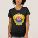 Grb Hrvatske, escudo de armas croata Camisetas