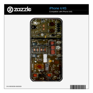 GRC 19 Radio Iphone skin Skins For The iPhone 4