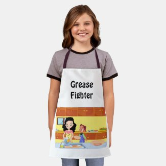 Grease Fighter Apron
