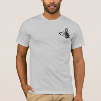 Grease Monkey Add Your Name T-Shirts