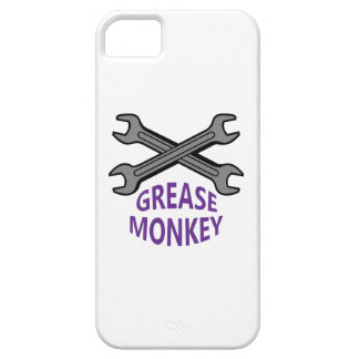GREASE MONKEY iPhone 5 COVER