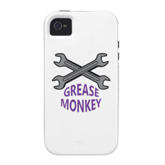 GREASE MONKEY CASE FOR THE iPhone 4