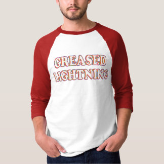 Greased Lightning t-shirts